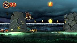 Screenshot: Donkey Kong Country Returns