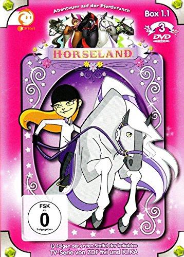 Horseland Box 1.1 (6 DVDs)
