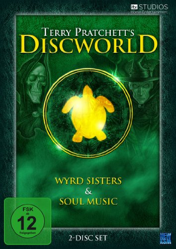 Terry Pratchett's Discworld: Soul Music & Wyrd Sisters (2 DVDs)
