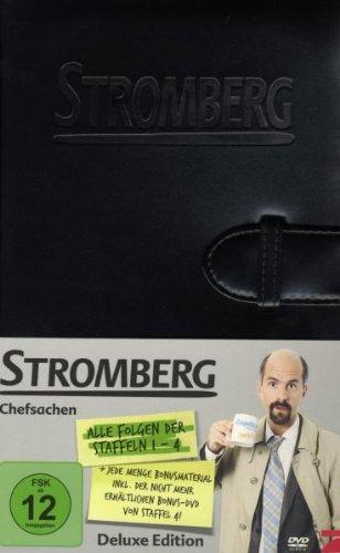Stromberg Staffel 1-4: Chefsachen (Deluxe Edition, 9 DVDs)