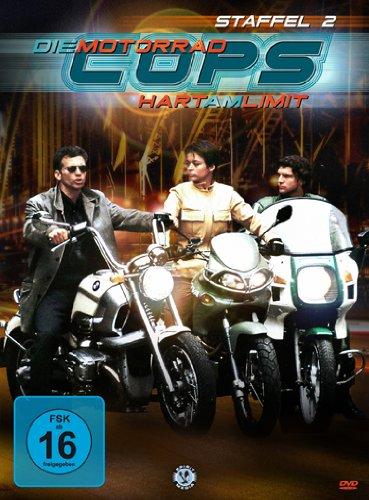 Die Motorrad-Cops - Hart am Limit