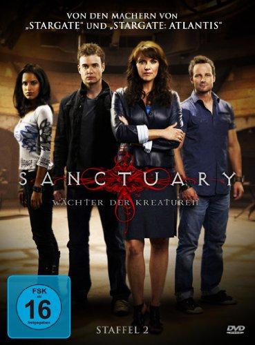 Sanctuary - Wächter der Kreaturen: Staffel 2 (4 DVDs)