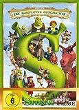 Shrek 1-4: Die komplette Shrekologie (5 DVDs)