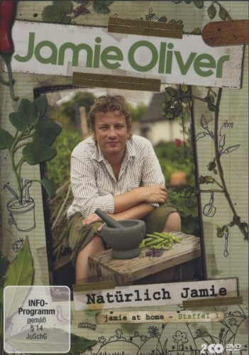 Jamie Oliver - Jamie at Home / Natürlich Jamie - Staffel 1 (2 DVDs)