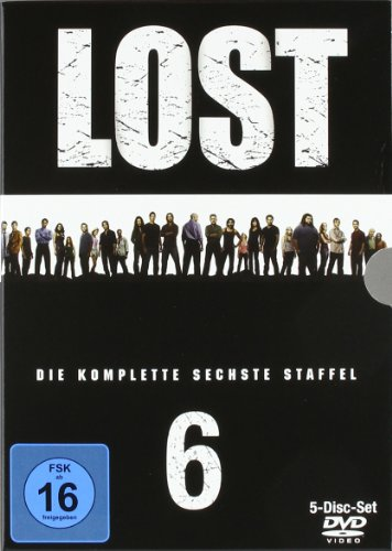 Lost Staffel 6 (5 DVDs)