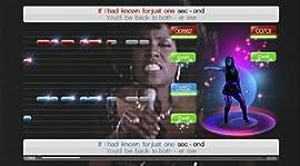 Screenshot: SingStar Dance