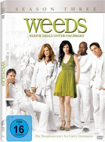 Weeds - Kleine Deals unter Nachbarn, Season 3 (3 DVDs)
