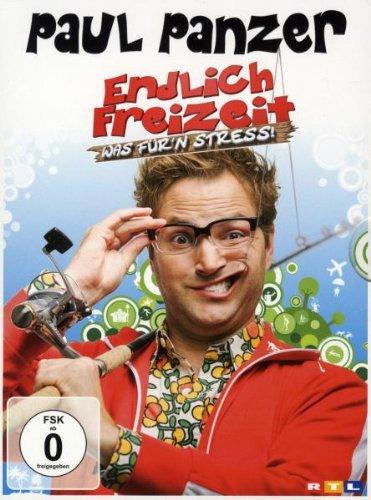 Paul Panzer - Endlich Freizeit - Was für'n Stress!