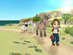 Screenshot: Harvest Moon - Deine Tierparade
