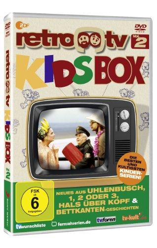 retro-tv - Kids-Box, Vol. 2 (u.a. mit einer Folge