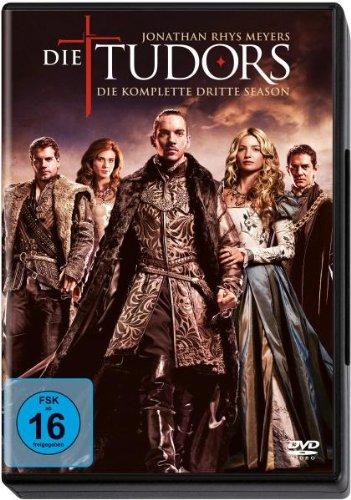 Die Tudors Staffel 3 (3 DVDs)