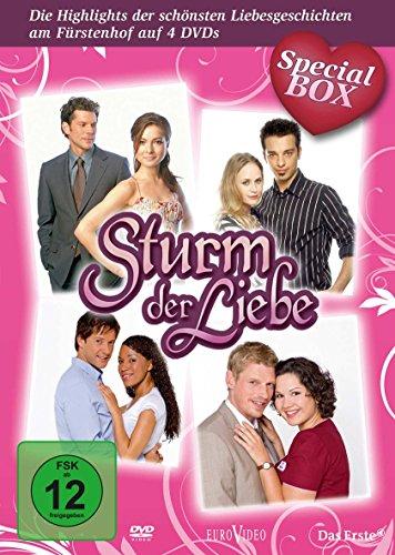 Sturm der Liebe Special-Box 1: Die schönsten Liebesgeschichten am Fürstenhof (4 DVDs)