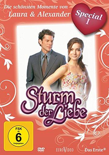 Sturm der Liebe Special 1: Die schönsten Momente von Laura & Alexander