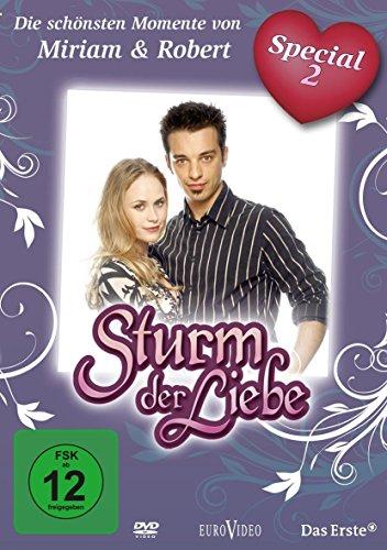 Sturm der Liebe Special 2: Die schönsten Momente von Miriam & Robert