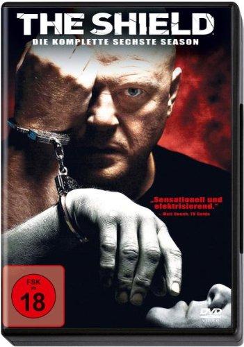 The Shield Season 6 (4 DVDs)
