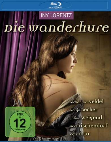 Die Wanderhure Blu-ray