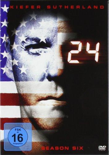 24 Season 6 (7 DVDs)