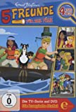 Fünf Freunde für alle Fälle - Vols. 1-4 (4 DVDs)