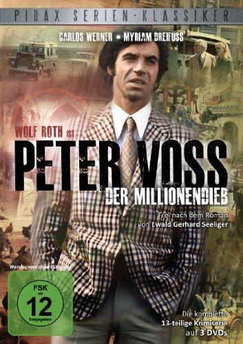 Peter Voss - Der Millionendieb