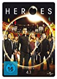Heroes - Staffel 4.1 (3 DVDs, Steelbook)