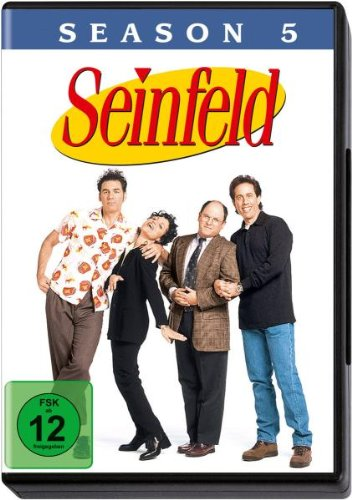 Seinfeld Season 5 (4 DVDs)