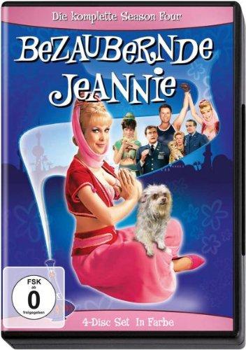 Bezaubernde Jeannie Season 4 (4 DVDs)