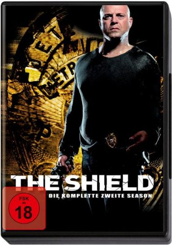 The Shield Season 2 (4 DVDs)