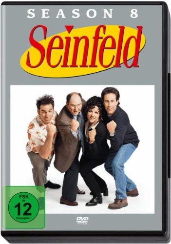 Seinfeld Season 8 (4 DVDs)