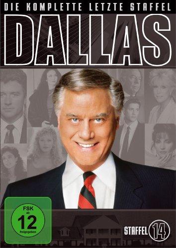 Dallas Staffel 14 (3 DVDs)