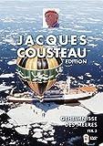 Jacques-Yves Cousteau - Die Geheimnisse des Meeres - Vol. 3 (3 DVDs)