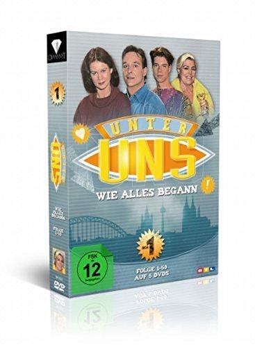 Unter uns Wie alles begann: Folge 1-50 (5 DVDs)
