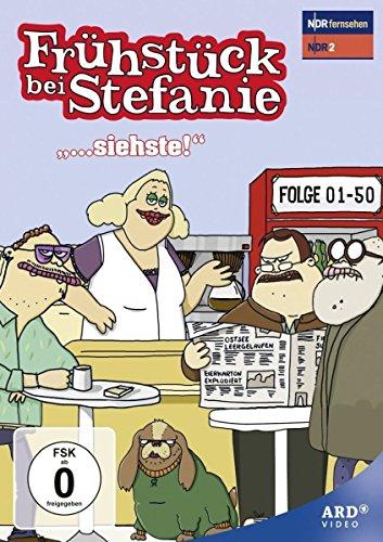 Frühstück bei Stefanie,