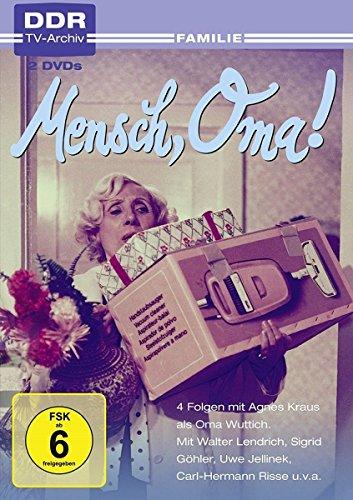 Mensch, Oma! (DDR TV-Archiv) (2 DVDs)