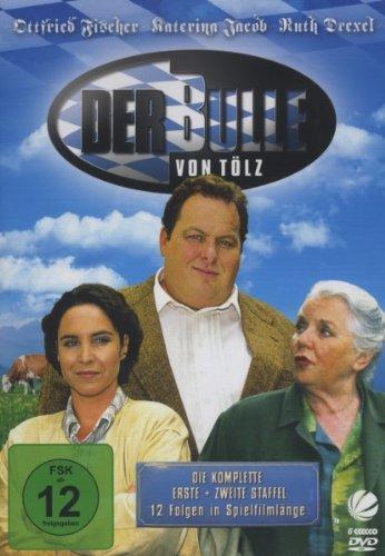 Der Bulle von Tölz Staffel  1+2 (6 DVDs)