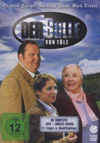 Der Bulle von Tölz Staffel 11+12 (6 DVDs)