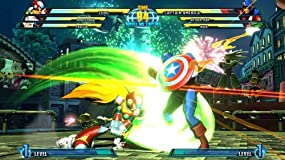 Marvel vs. Capcom 3 - Fate of Two Worlds, Abbildung #03