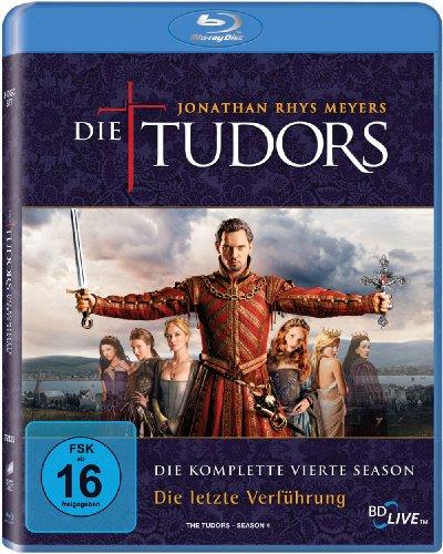 Die Tudors - Staffel 4 [Blu-ray]