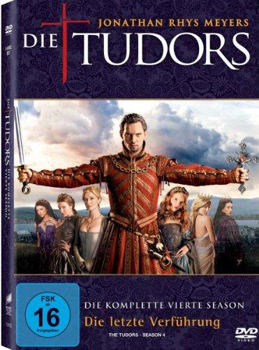Die Tudors Staffel 4 (3 DVDs)