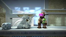 Screenshot: Little Big Planet 2