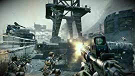 Screenshot: Killzone 3