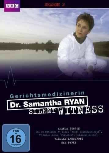 Silent Witness (Gerichtsmedizinerin Dr. Samantha Ryan) Staffel  2 (4 DVDs)