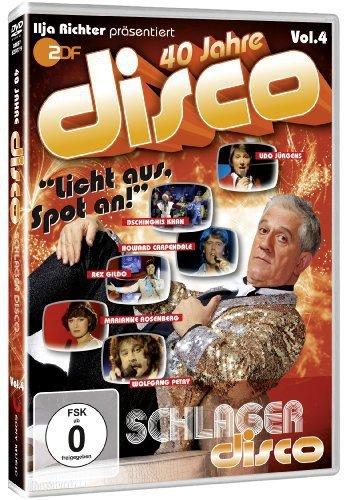 40 Jahre Disco, Vol. 4: Schlager Disco