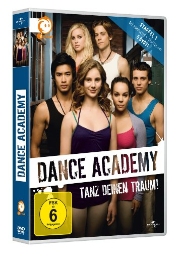 Dance Academy Staffel 1 (5 DVDs)