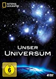 National Geographic - Unser Universum, Teil 1+2 (4 DVDs)