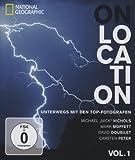 National Geographic - On Location: Unterwegs mit den Top-Fotografen, Vol. 1 [Blu-ray]