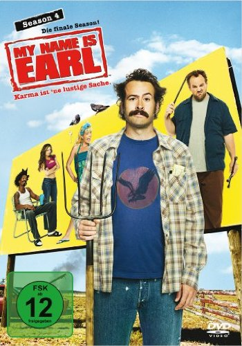 My Name Is Earl Season 4 (4 DVDs)