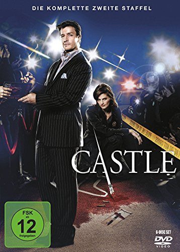 Castle Staffel 2 (6 DVDs)