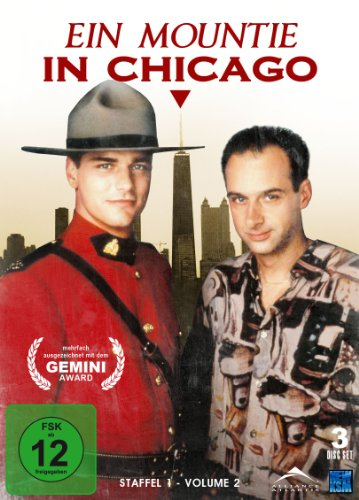 Ein Mountie in Chicago Staffel 1.2 (3 DVDs)