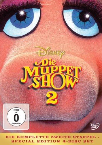 Die Muppet Show Staffel 2 (4 DVDs)