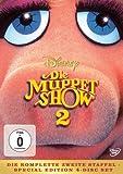 Die Muppet Show - Staffel 2 (4 DVDs)